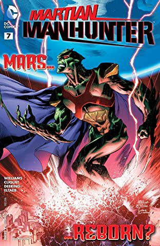 Martian Manhunter (2015-2016) #7