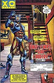 X-O Manowar (1992-1996) #25