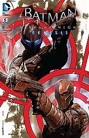 Batman: Arkham Knight - Genesis (2015-2016) #5