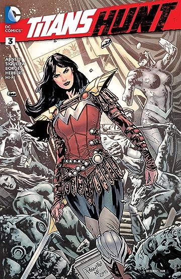 Titans Hunt (2015-2016) #3