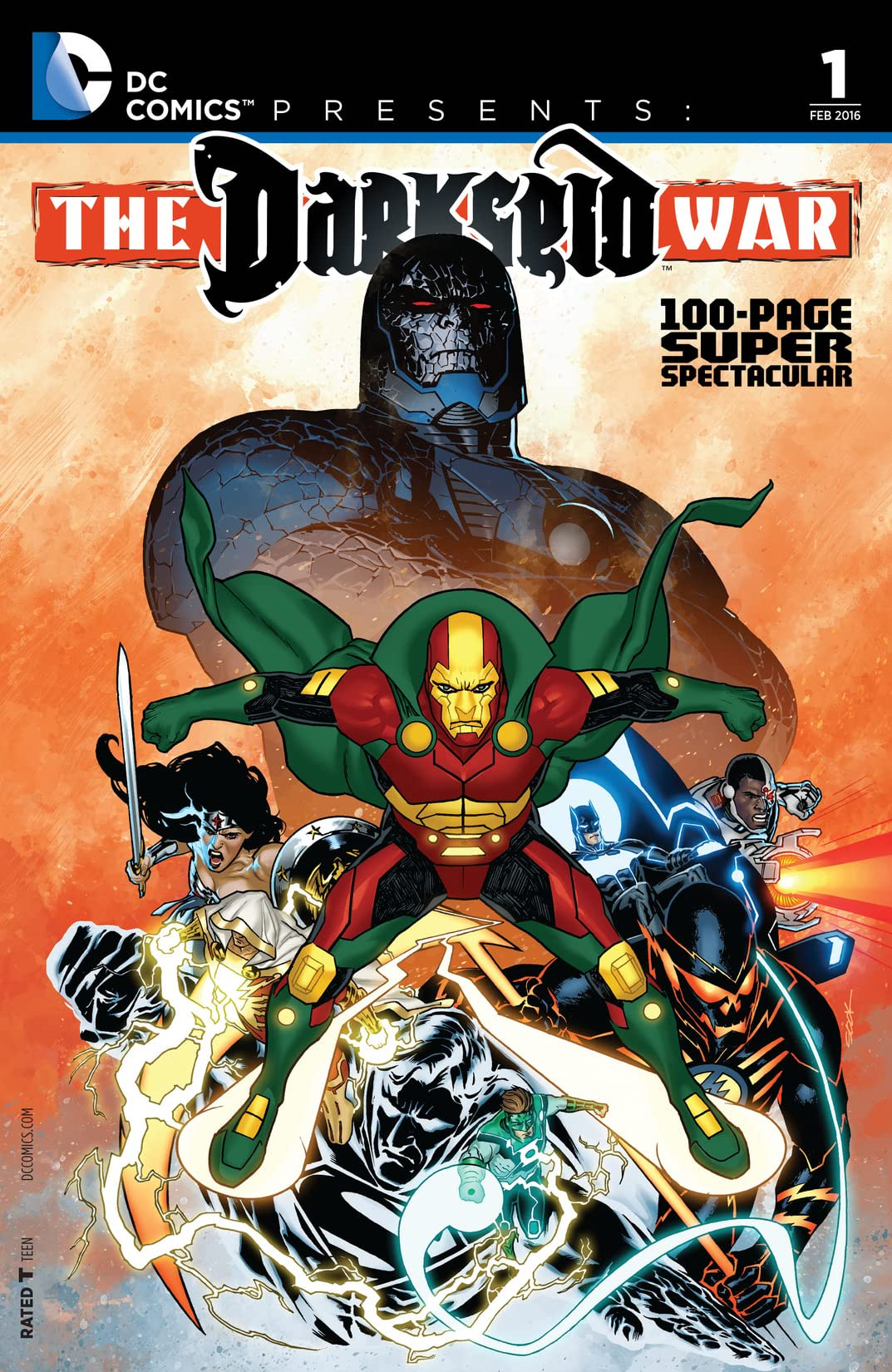 DC Comics Presents: Darkseid War 100-Page Spectacular (2015) #1