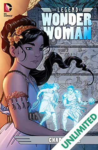 The Legend of Wonder Woman (2015-2016) #6