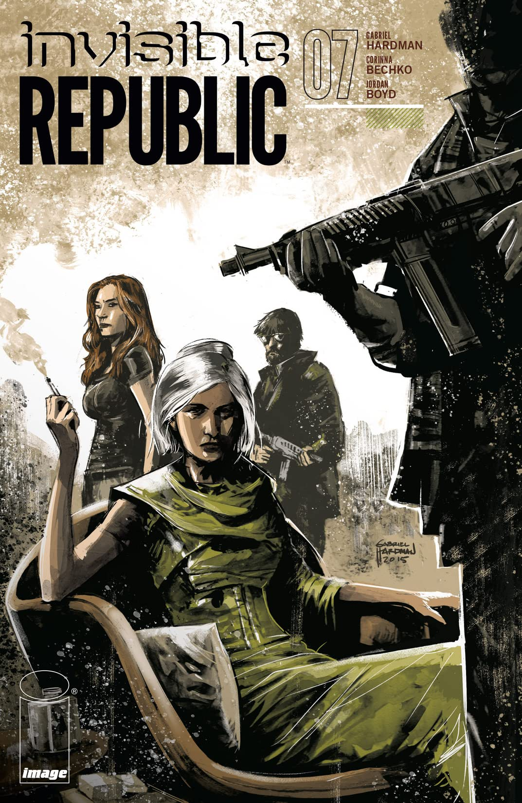 Invisible Republic #7