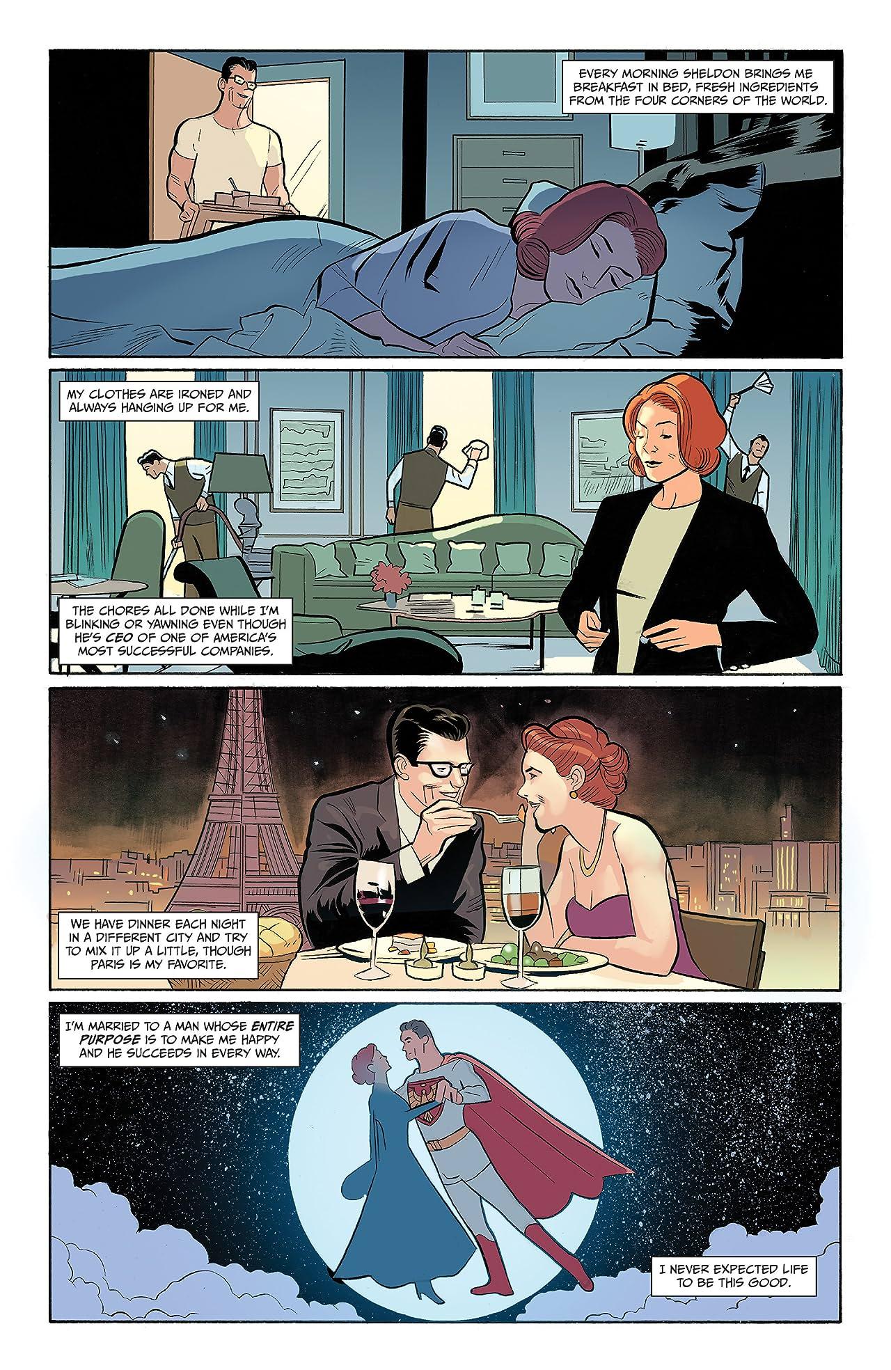 Jupiter's Circle Vol. 2 #1