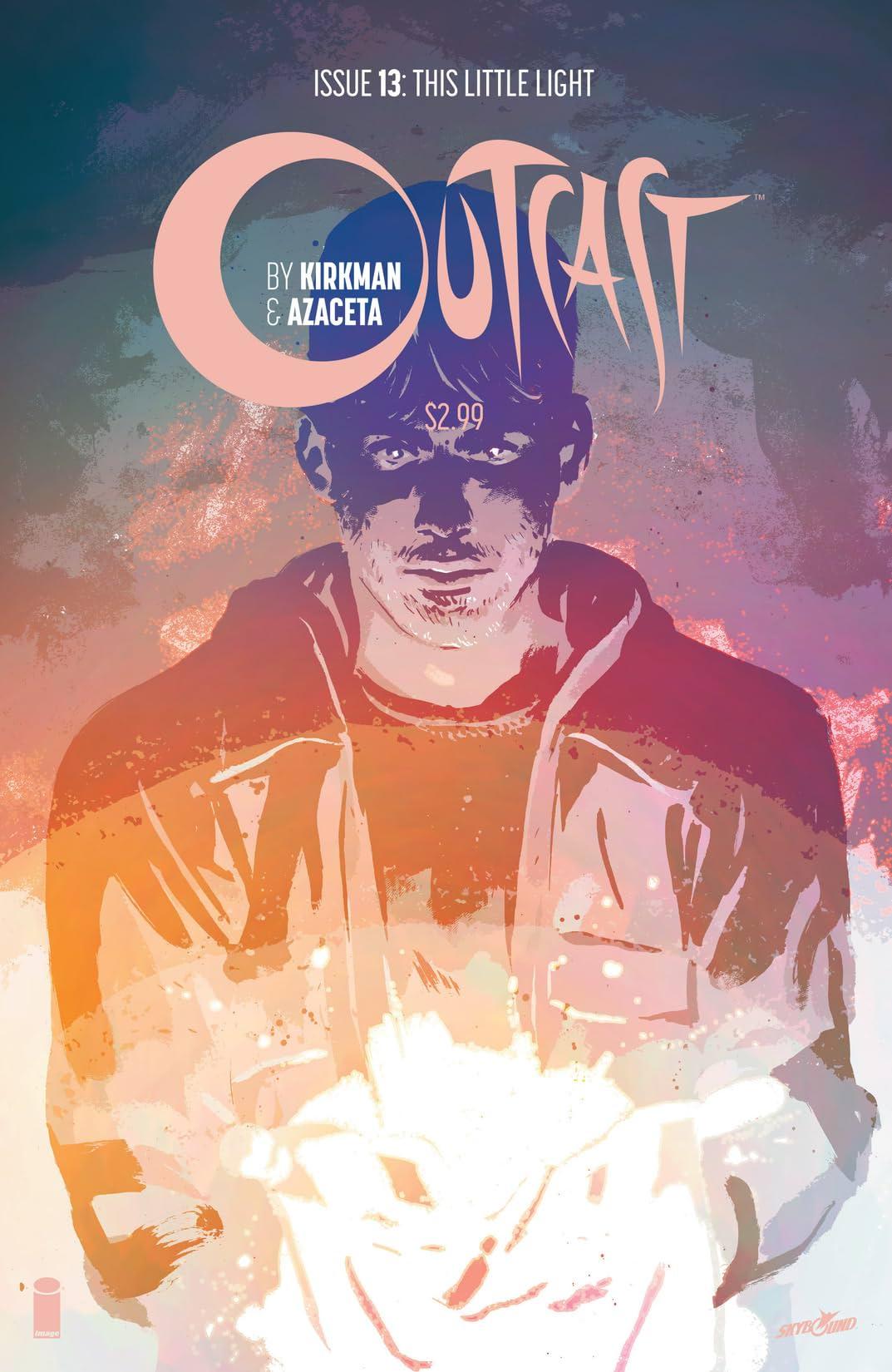 Outcast by Kirkman & Azaceta #13