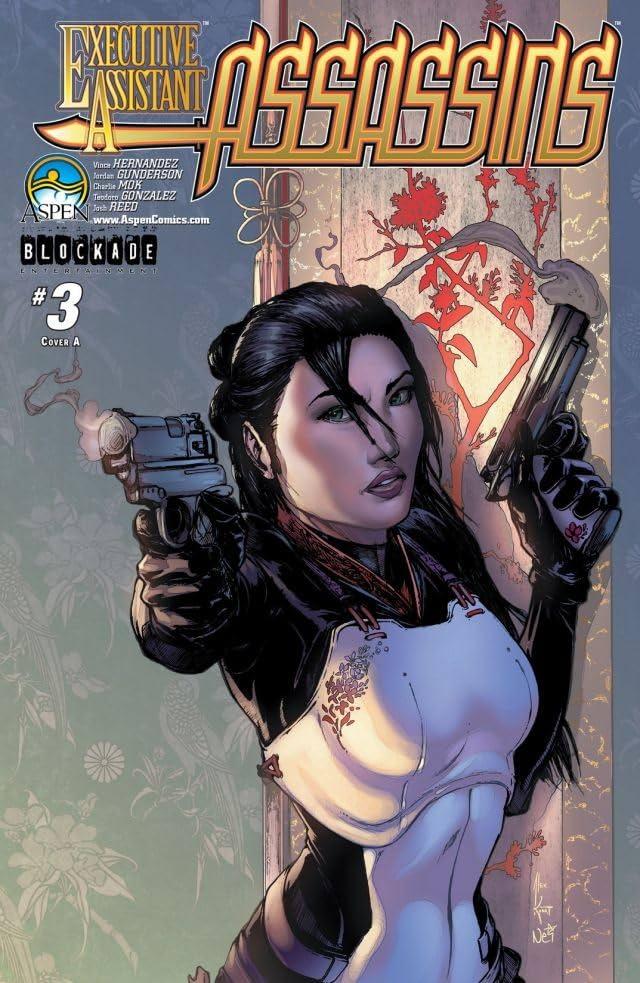 Executive Assistant: Assassins #3