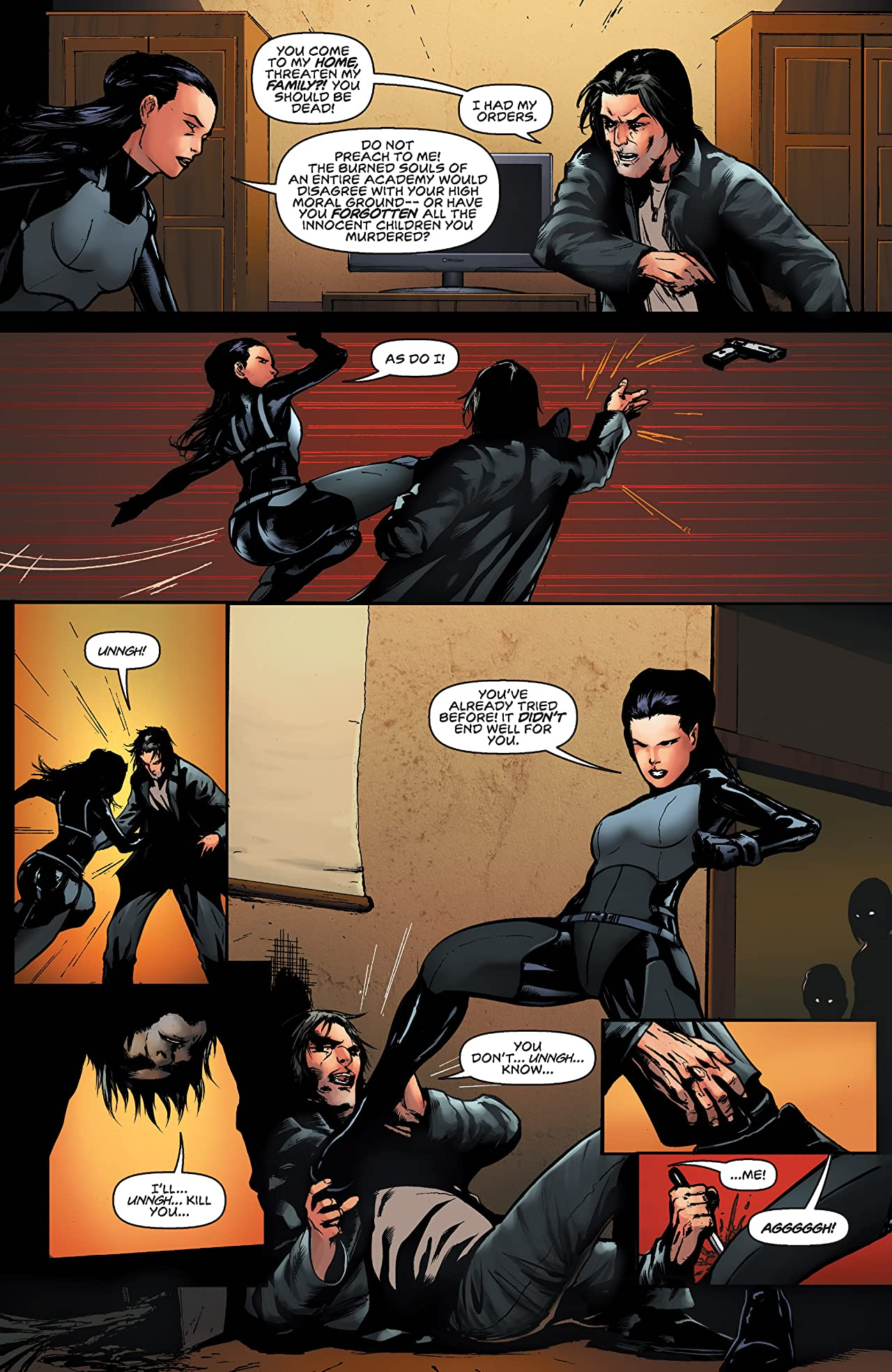 Executive Assistant: Assassins #3