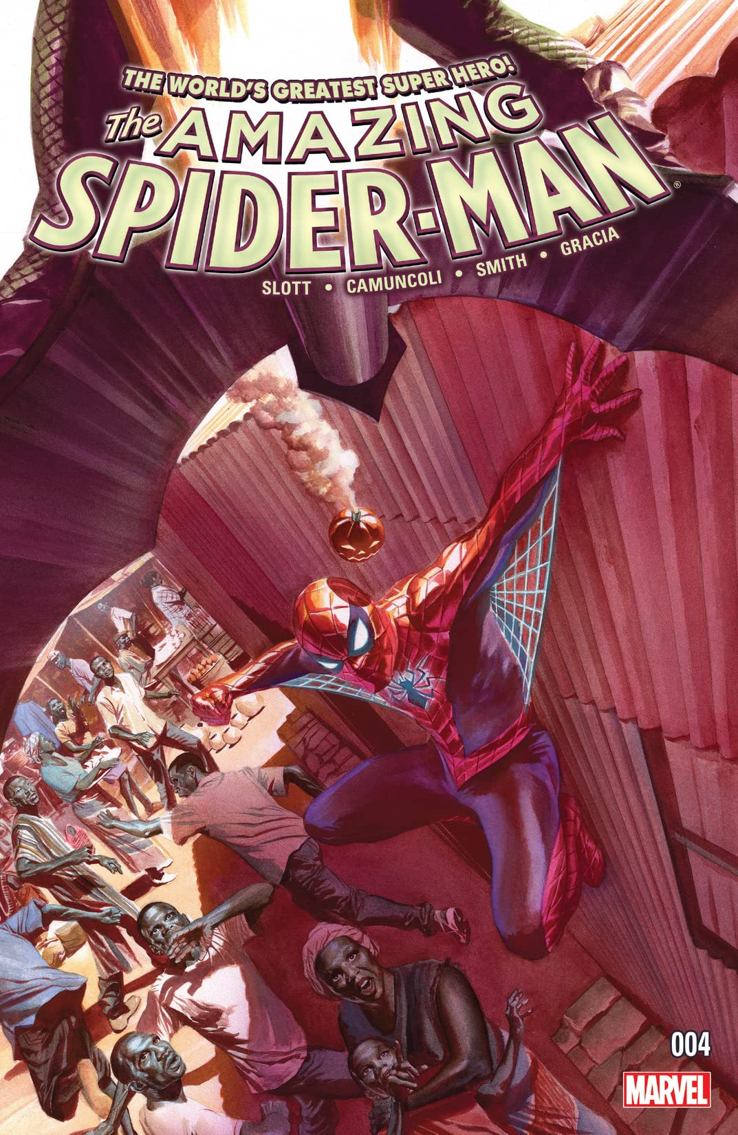 Amazing Spider-Man (2015-) #4