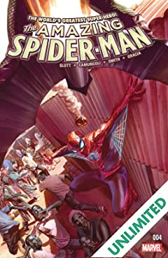 Amazing Spider-Man (2015-2018) #4