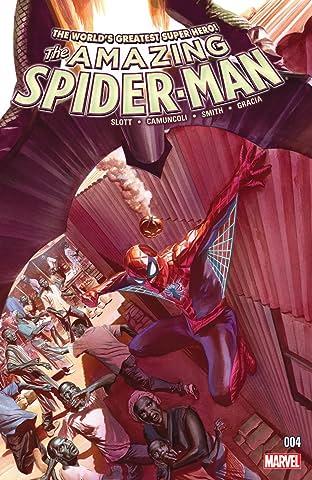 Amazing Spider-Man (2015-) #4