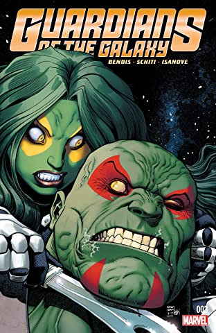 Guardians of the Galaxy (2015-) #3