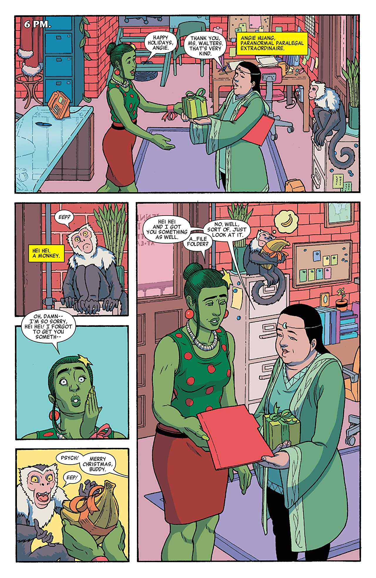 Gwenpool Special (2015) #1