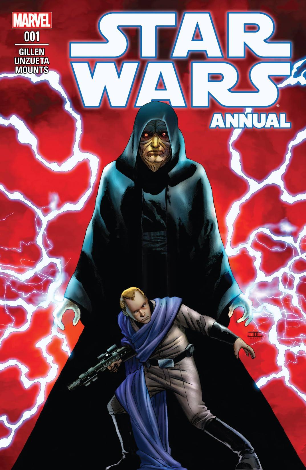 Star Wars (2015-) Annual #1