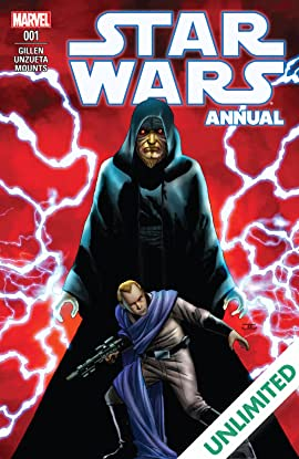Star Wars (2015-2019) Annual #1