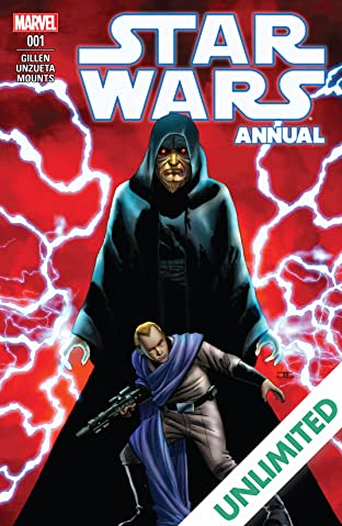 Star Wars (2015-) Annual #1