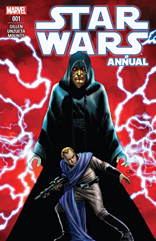 Star Wars (2015-2019) Annual #1