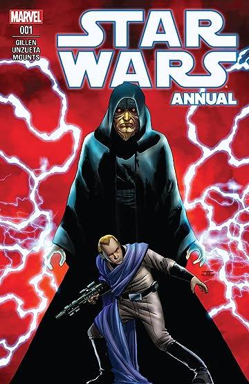 Star Wars (2015-) Annual No.1