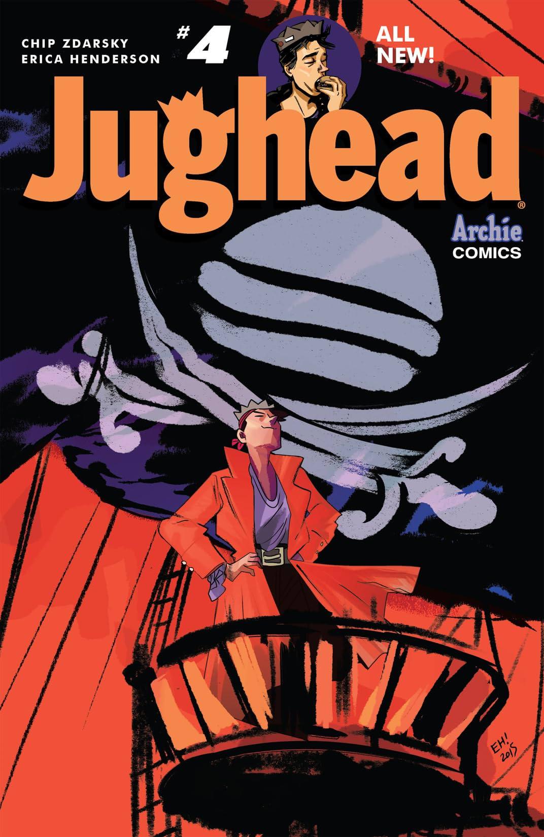 Jughead (2015-) #4