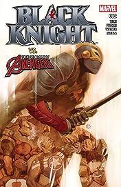 Black Knight (2015-2016) #2