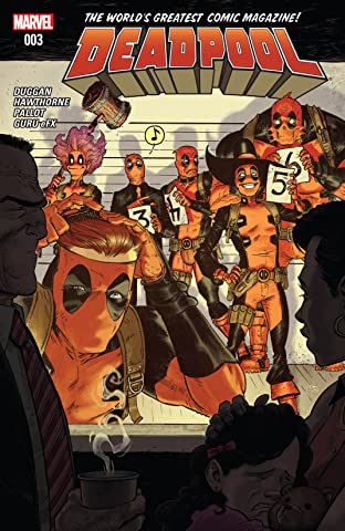 Deadpool (2015-2017) No.3
