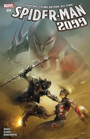 Spider-Man 2099 (2015-2017) #4