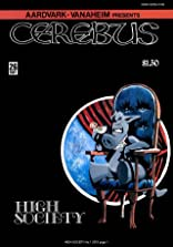 Cerebus Vol. 2 #1: High Society