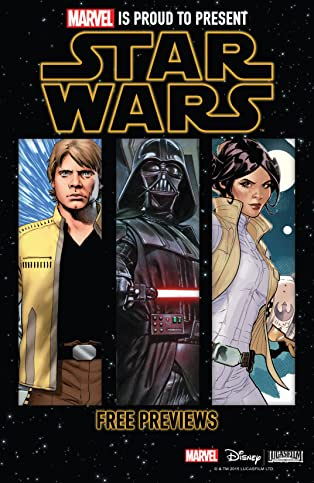 Star Wars Movie Sampler (2015) #1