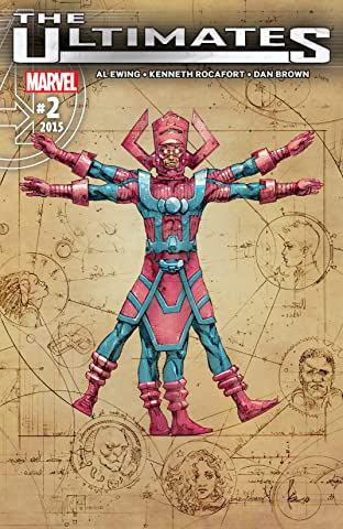 Ultimates (2015-2016) #2