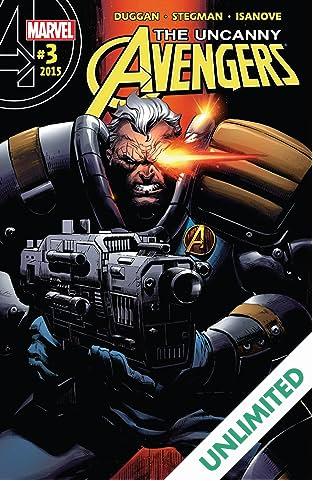 Uncanny Avengers (2015-) #3