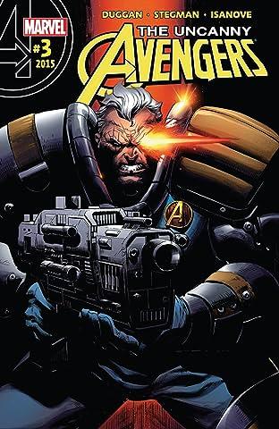 Uncanny Avengers (2015-2017) No.3
