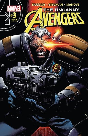 Uncanny Avengers (2015-2017) #3