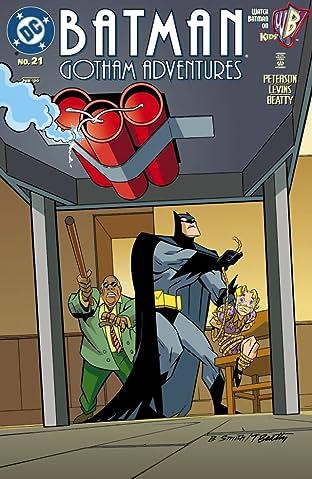 Batman: Gotham Adventures #21