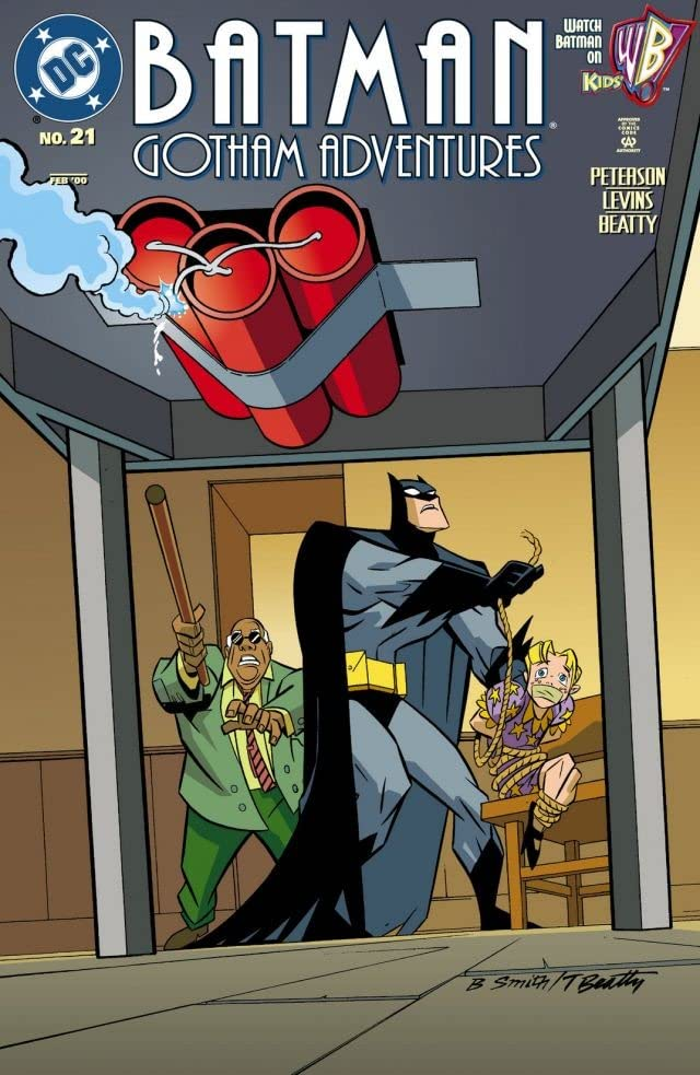 Batman: Gotham Adventures #21
