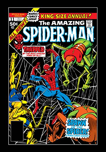 Amazing Spider-Man (1963-1998) Annual #11
