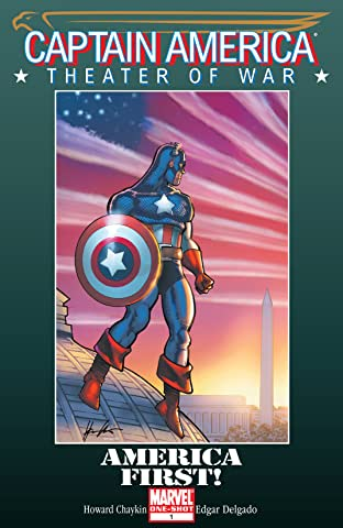 Captain America Theater of War: America First!