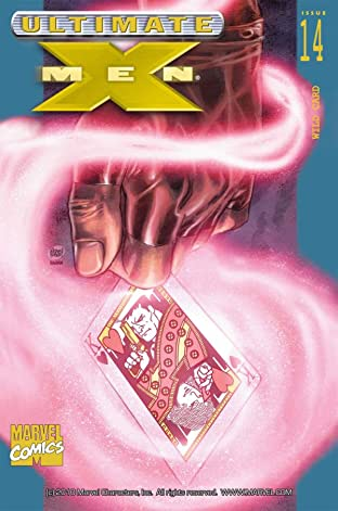 Ultimate X-Men No.14