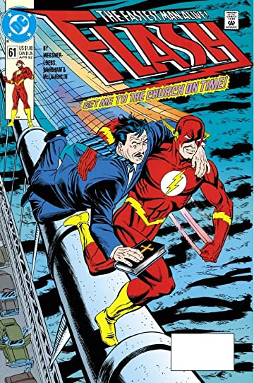 The Flash (1987-2009) #61
