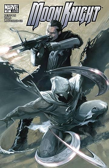 Moon Knight (2006-2009) #27