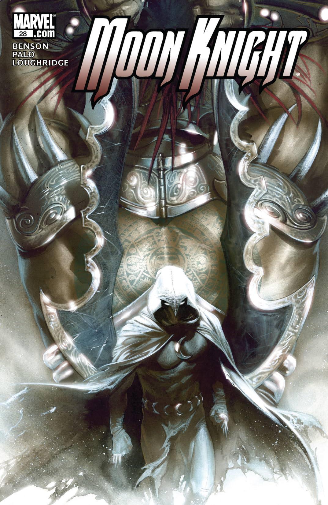 Moon Knight (2006-2009) #28