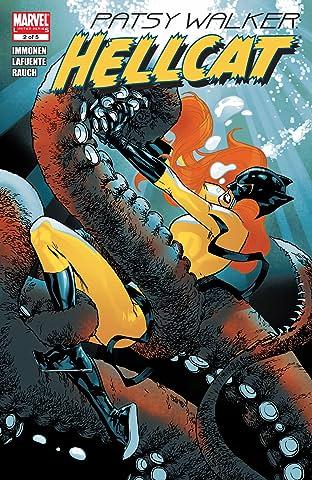 Patsy Walker: Hellcat (2008-2009) #2 (of 5)