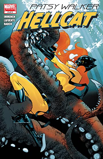 Patsy Walker: Hellcat (2008-2009) #2 (of 5)