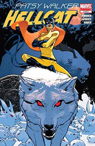 Patsy Walker: Hellcat (2008-2009) #3 (of 5)