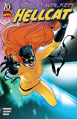 Patsy Walker: Hellcat (2008-2009) #5 (of 5)