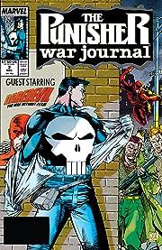Punisher War Journal (1988-1995) #2