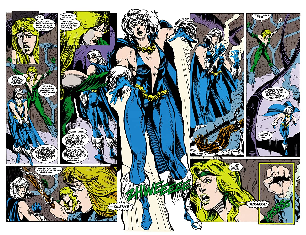 Justice League Task Force (1993-1996) #14