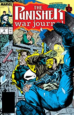 Punisher War Journal (1988-1995) #3