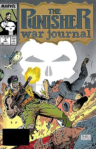 Punisher War Journal (1988-1995) #4
