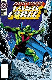 Justice League Task Force (1993-1996) #15