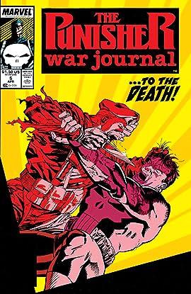 Punisher War Journal (1988-1995) #5
