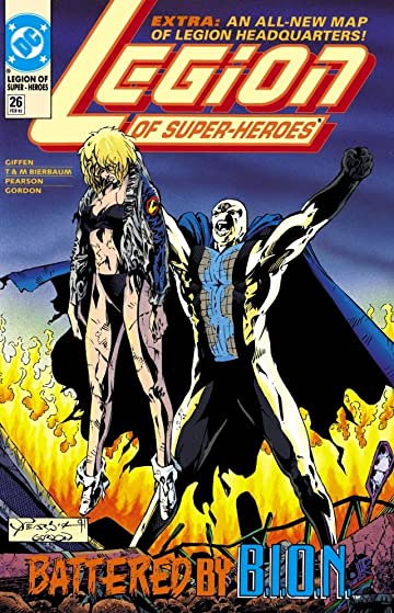 Legion of Super-Heroes (1989-2000) #26